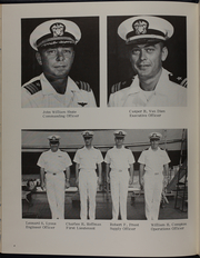 Page 8, 1966 Edition, Tallahatchie County (AVB 2) - Naval Cruise Book online yearbook collection