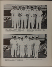 Page 9, 1966 Edition, Tallahatchie County (AVB 2) - Naval Cruise Book online yearbook collection