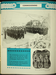 Page 10, 1945 Edition, Tate (AKA 70) - Naval Cruise Book online yearbook collection