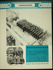 Page 11, 1945 Edition, Tate (AKA 70) - Naval Cruise Book online yearbook collection