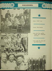 Page 14, 1945 Edition, Tate (AKA 70) - Naval Cruise Book online yearbook collection