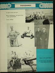 Page 15, 1945 Edition, Tate (AKA 70) - Naval Cruise Book online yearbook collection