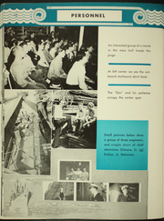 Page 16, 1945 Edition, Tate (AKA 70) - Naval Cruise Book online yearbook collection