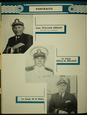 Page 8, 1945 Edition, Tate (AKA 70) - Naval Cruise Book online yearbook collection