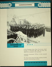 Page 9, 1945 Edition, Tate (AKA 70) - Naval Cruise Book online yearbook collection
