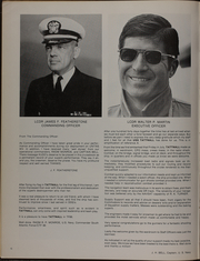 Page 10, 1973 Edition, Tattnall (DDG 19) - Naval Cruise Book online yearbook collection
