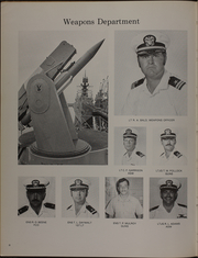 Page 12, 1973 Edition, Tattnall (DDG 19) - Naval Cruise Book online yearbook collection