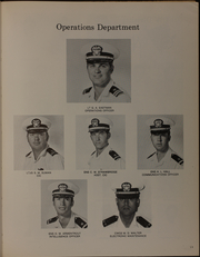Page 17, 1973 Edition, Tattnall (DDG 19) - Naval Cruise Book online yearbook collection