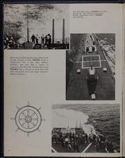 Page 14, 1981 Edition, Thorn (DD 988) - Naval Cruise Book online yearbook collection