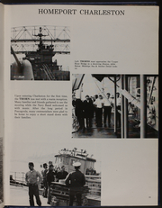 Page 15, 1981 Edition, Thorn (DD 988) - Naval Cruise Book online yearbook collection