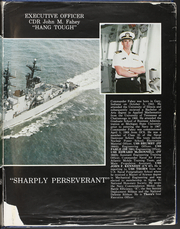 Page 9, 1981 Edition, Thorn (DD 988) - Naval Cruise Book online yearbook collection