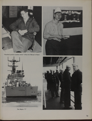 Page 79, 1990 Edition, Thorn (DD 988) - Naval Cruise Book online yearbook collection
