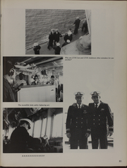 Page 81, 1990 Edition, Thorn (DD 988) - Naval Cruise Book online yearbook collection