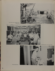 Page 88, 1990 Edition, Thorn (DD 988) - Naval Cruise Book online yearbook collection