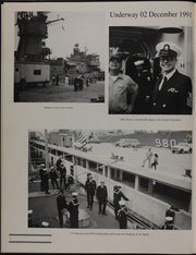 Page 12, 1992 Edition, Thorn (DD 988) - Naval Cruise Book online yearbook collection