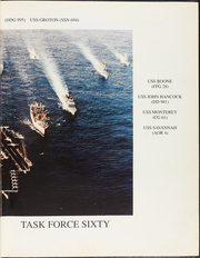 Page 3, 1992 Edition, Thorn (DD 988) - Naval Cruise Book online yearbook collection