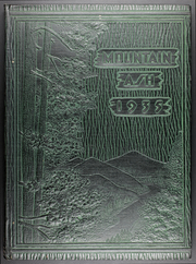 1935 Edition, Walla Walla University - Mountain Ash Yearbook (College Place, WA)