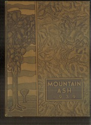 1939 Edition, Walla Walla University - Mountain Ash Yearbook (College Place, WA)