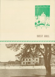 Page 13, 1939 Edition, Walla Walla University - Mountain Ash Yearbook (College Place, WA) online yearbook collection