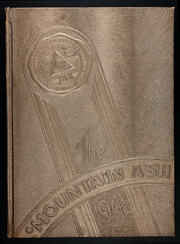 1941 Edition, Walla Walla University - Mountain Ash Yearbook (College Place, WA)