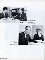 Page 17, 1968 Edition, Walla Walla University - Mountain Ash Yearbook (College Place, WA) online yearbook collection