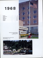 Page 4, 1968 Edition, Walla Walla University - Mountain Ash Yearbook (College Place, WA) online yearbook collection