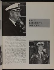 Page 11, 1967 Edition, Tripoli (LPH 10) - Naval Cruise Book online yearbook collection