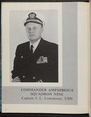 Page 12, 1967 Edition, Tripoli (LPH 10) - Naval Cruise Book online yearbook collection