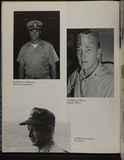 Page 16, 1967 Edition, Tripoli (LPH 10) - Naval Cruise Book online yearbook collection