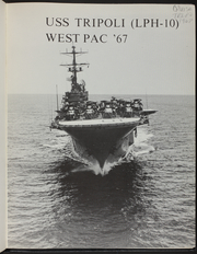 Page 5, 1967 Edition, Tripoli (LPH 10) - Naval Cruise Book online yearbook collection