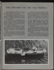 Page 7, 1967 Edition, Tripoli (LPH 10) - Naval Cruise Book online yearbook collection