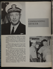 Page 8, 1967 Edition, Tripoli (LPH 10) - Naval Cruise Book online yearbook collection