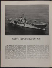 Page 10, 1976 Edition, Tripoli (LPH 10) - Naval Cruise Book online yearbook collection