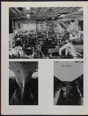 Page 12, 1976 Edition, Tripoli (LPH 10) - Naval Cruise Book online yearbook collection