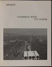 Page 17, 1976 Edition, Tripoli (LPH 10) - Naval Cruise Book online yearbook collection