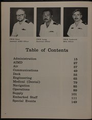 Page 18, 1980 Edition, Tripoli (LPH 10) - Naval Cruise Book online yearbook collection