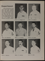 Page 21, 1980 Edition, Tripoli (LPH 10) - Naval Cruise Book online yearbook collection