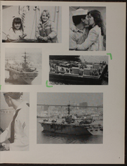 Page 11, 1983 Edition, Tripoli (LPH 10) - Naval Cruise Book online yearbook collection