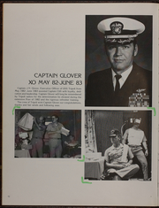 Page 16, 1983 Edition, Tripoli (LPH 10) - Naval Cruise Book online yearbook collection
