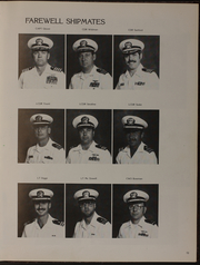 Page 17, 1983 Edition, Tripoli (LPH 10) - Naval Cruise Book online yearbook collection