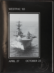 Page 5, 1983 Edition, Tripoli (LPH 10) - Naval Cruise Book online yearbook collection