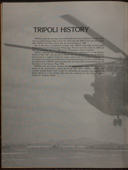 Page 6, 1983 Edition, Tripoli (LPH 10) - Naval Cruise Book online yearbook collection