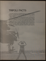 Page 7, 1983 Edition, Tripoli (LPH 10) - Naval Cruise Book online yearbook collection