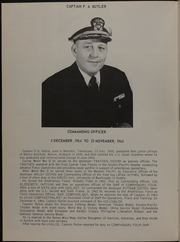 Page 10, 1966 Edition, Uvalde (AKA 88) - Naval Cruise Book online yearbook collection