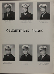 Page 14, 1966 Edition, Uvalde (AKA 88) - Naval Cruise Book online yearbook collection