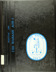 1990 Edition, Wabash (AOR 5) - Naval Cruise Book