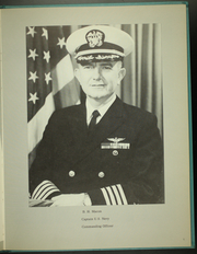 Page 9, 1970 Edition, Waccamaw (AO 109) - Naval Cruise Book online yearbook collection
