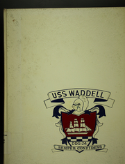 1967 Edition, Waddell (DDG 24) - Naval Cruise Book