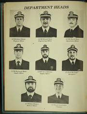 Page 12, 1980 Edition, Wainwright (CG 28) - Naval Cruise Book online yearbook collection