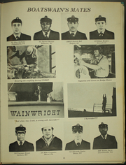 Page 17, 1980 Edition, Wainwright (CG 28) - Naval Cruise Book online yearbook collection